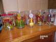 verres moutarde dessins animés collection vintage Fresnes-sur-Escaut (59)