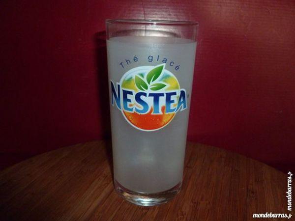T33: 6 verres NESTEA Thé Glacé 8 Vauréal (95)