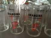 Verres Orangina 20 Nimes (30)