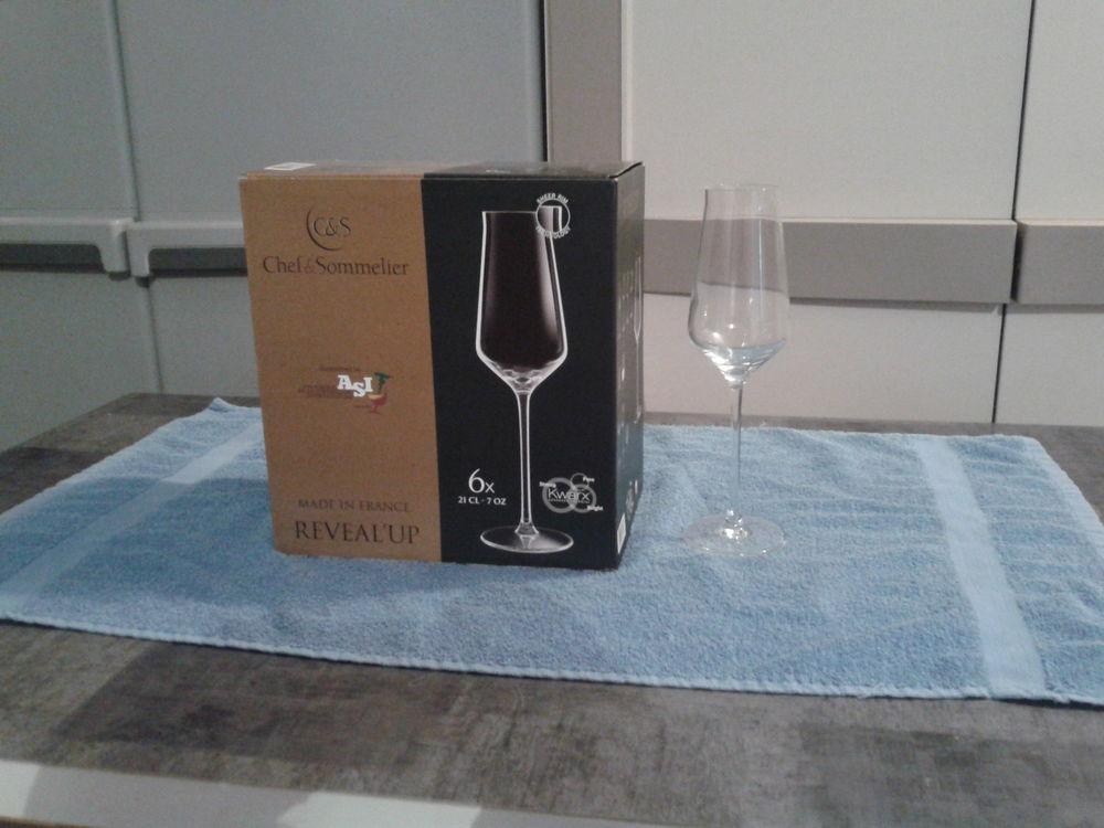 Verres  Reveal-Up  / (Flûtes À Champagne) - Arc 45 Arques (62)