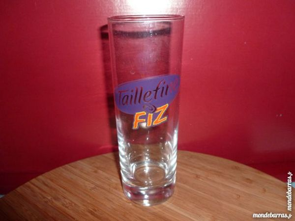 T33: 6 verres TAILLEFINE FIZ 7 Vauréal (95)