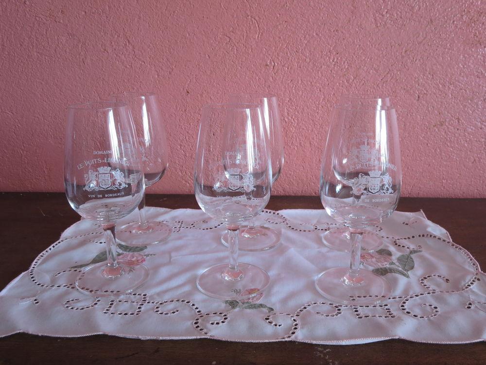 Verres à vin (lot 2) 121 Trie-sur-Baïse (65)