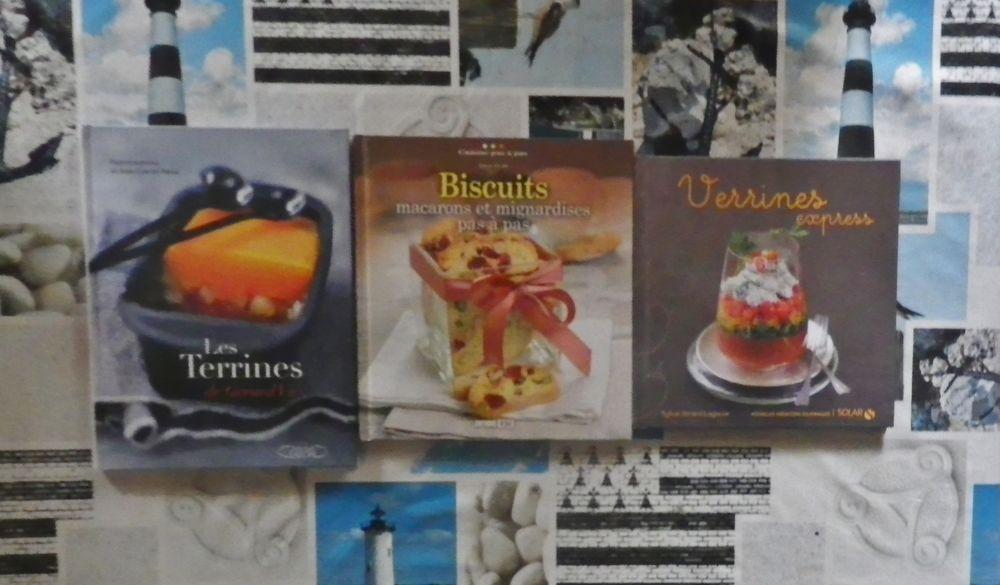 VERRINES / BISCUITS MACARONS MIGNARDISES / TERRINES 12 Bubry (56)
