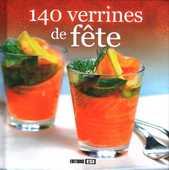 140 VERRINES - cuisine - RECETTES 13 Paris 10 (75)