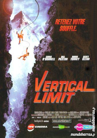 K7 vhs: Vertical Limit (449) 6 Saint-Quentin (02)