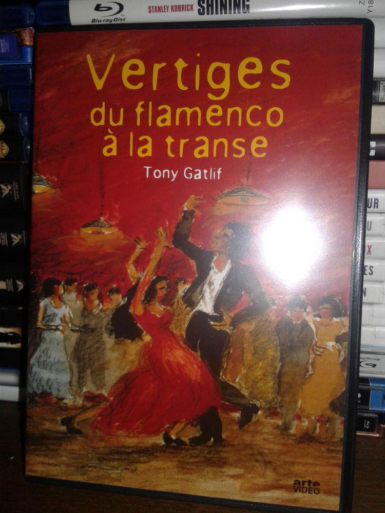 DVD Vertiges du Flamenco à la transe (Tony Gatlif) 8 Paris 15 (75)
