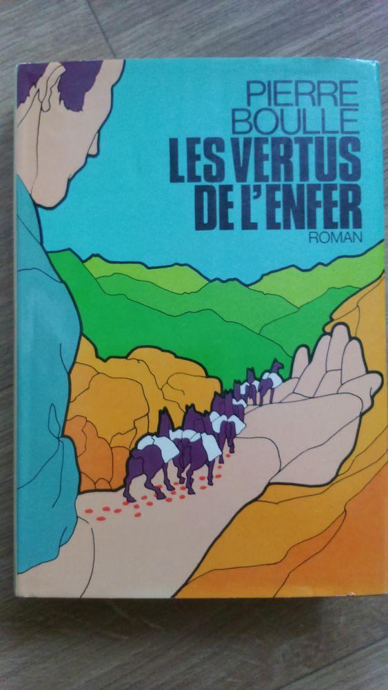 les vertus de l'enfer   par PIERRE BOULLE 10 Francheville (27)