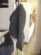 VESTE BLAZER cintré gris fonçé a rayures H ET M TAILLE 36 Vêtements