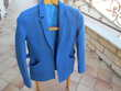 Veste bleue Taille 38