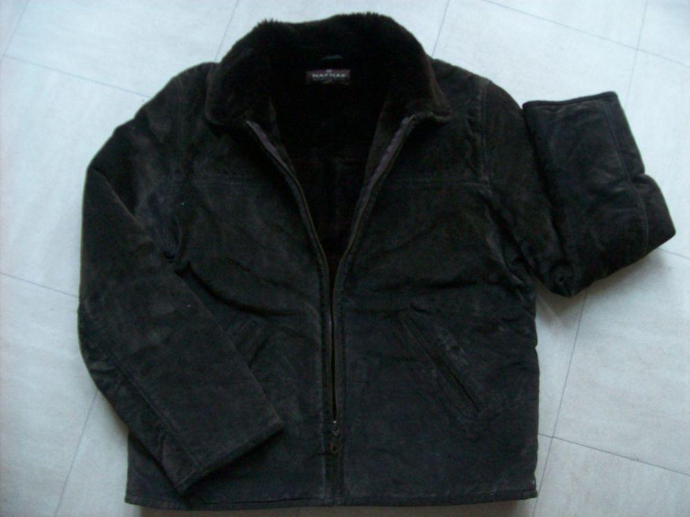 VESTE / BLOUSON cuir - taille L - zoe 5 Martigues (13)