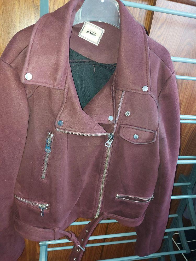 veste bordeau 9 Charleville-Mézières (08)