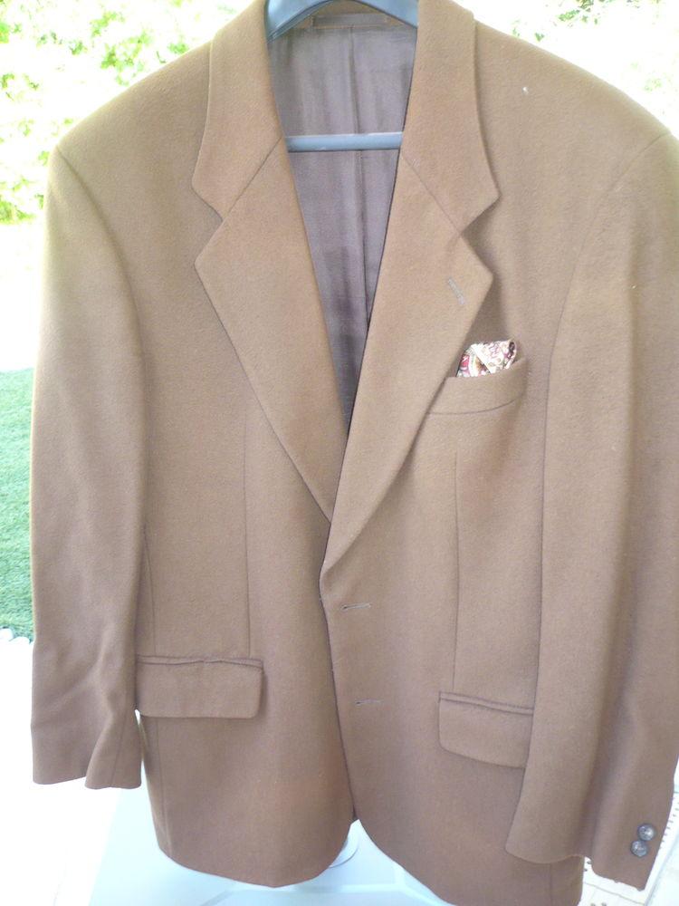 veste  caramel   50 Cagnes-sur-Mer (06)