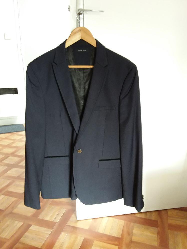 Veste costume JULES  couleur bleu marine  35 Clermont-Ferrand (63)