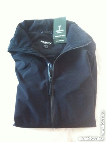 veste Couleur noire marque ABACUS 100 Cartelègue (33)