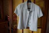 Veste courte habillée marque 123 50 Plaisance-du-Touch (31)