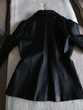 Veste en cuir couleur noire. Taille 38. Très bon état. 15 Ternay (69)