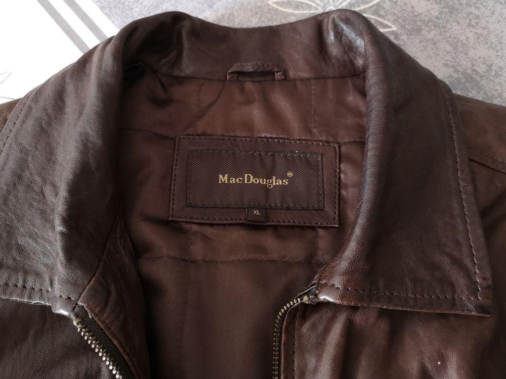 Veste en cuir Mac Douglas 100 Libourne (33)