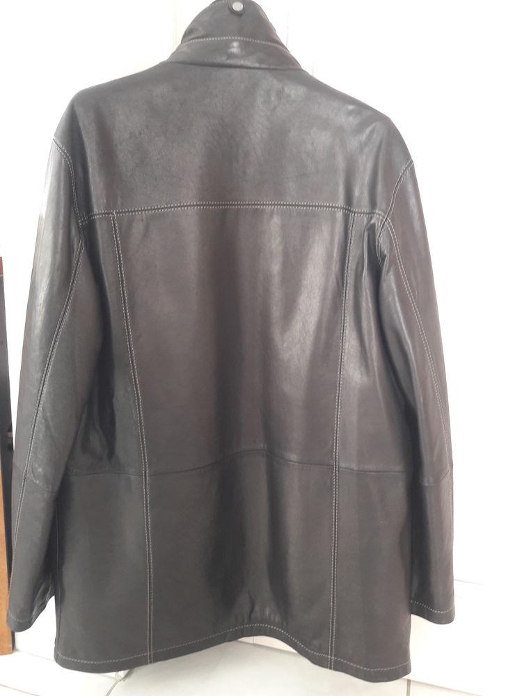 Veste en cuir  Hivers  80 Rixheim (68)