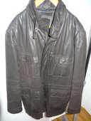 veste cuir 3/4  Homme  taille 54 45 Rueil-Malmaison (92)