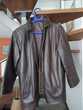 Veste 3/4 cuir de marque Gentleman Farmer 80 Dasle (25)