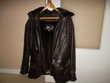 veste de cuir style aviateur Vezin-le-Coquet (35)