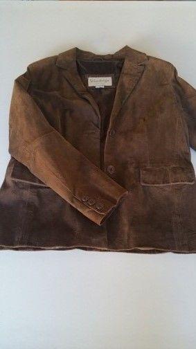 Veste cuir véritable 45 La Seyne-sur-Mer (83)