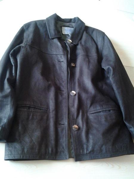 veste cuir  45 Fleuré (86)