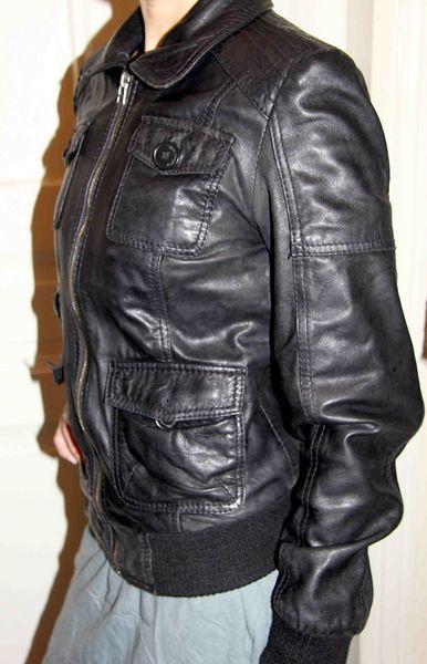 Veste cuir 40 Aubervilliers (93)