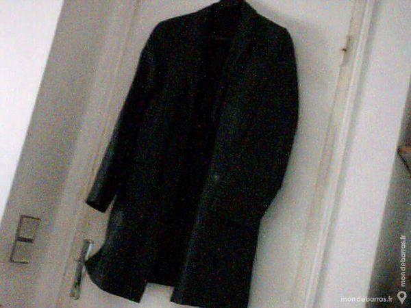 Veste en cuir 15 Nanteuil-lès-Meaux (77)