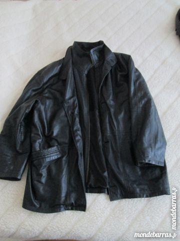 veste en cuir 80 Lille (59)