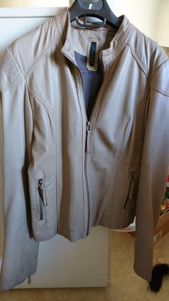 d0420b7b745e Achetez veste en cuir naf occasion