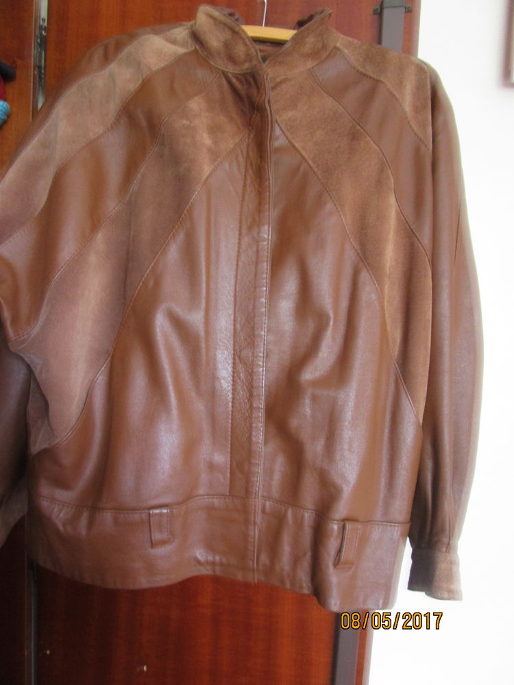 veste cuir 15 Flers-en-Escrebieux (59)
