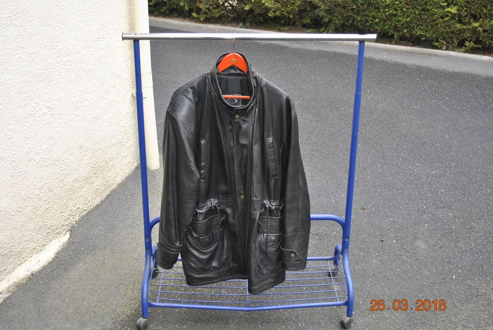 veste 3/4 en cuir 20 Boult-sur-Suippe (51)