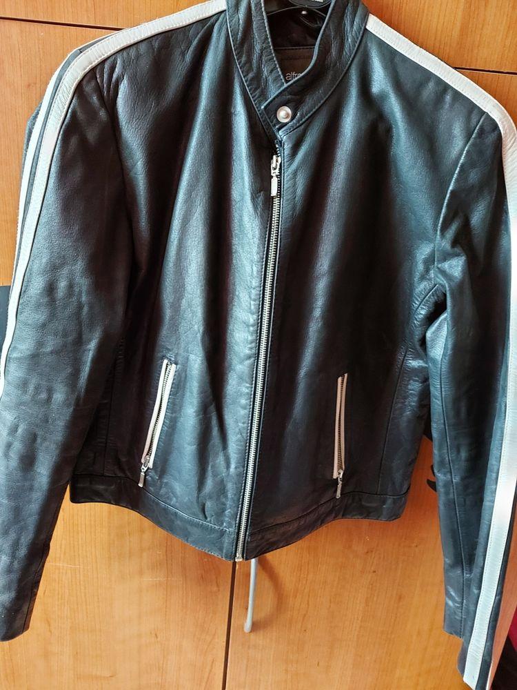 veste cuir 11 Charleville-Mézières (08)