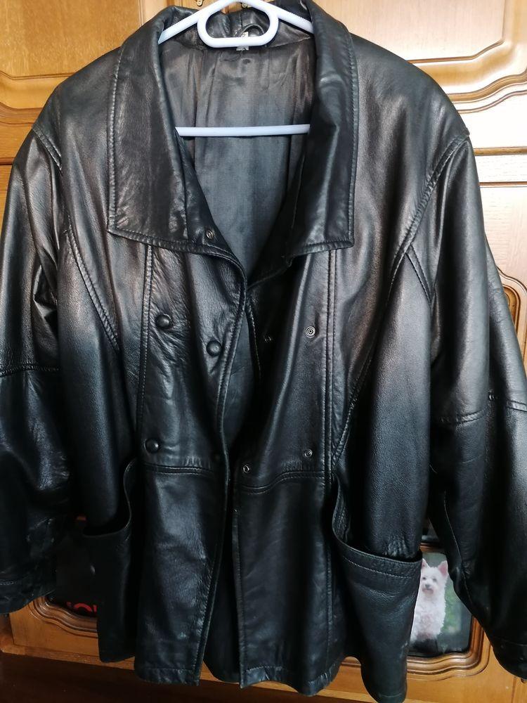 veste 3/4 cuir 80 Valbonne (06)