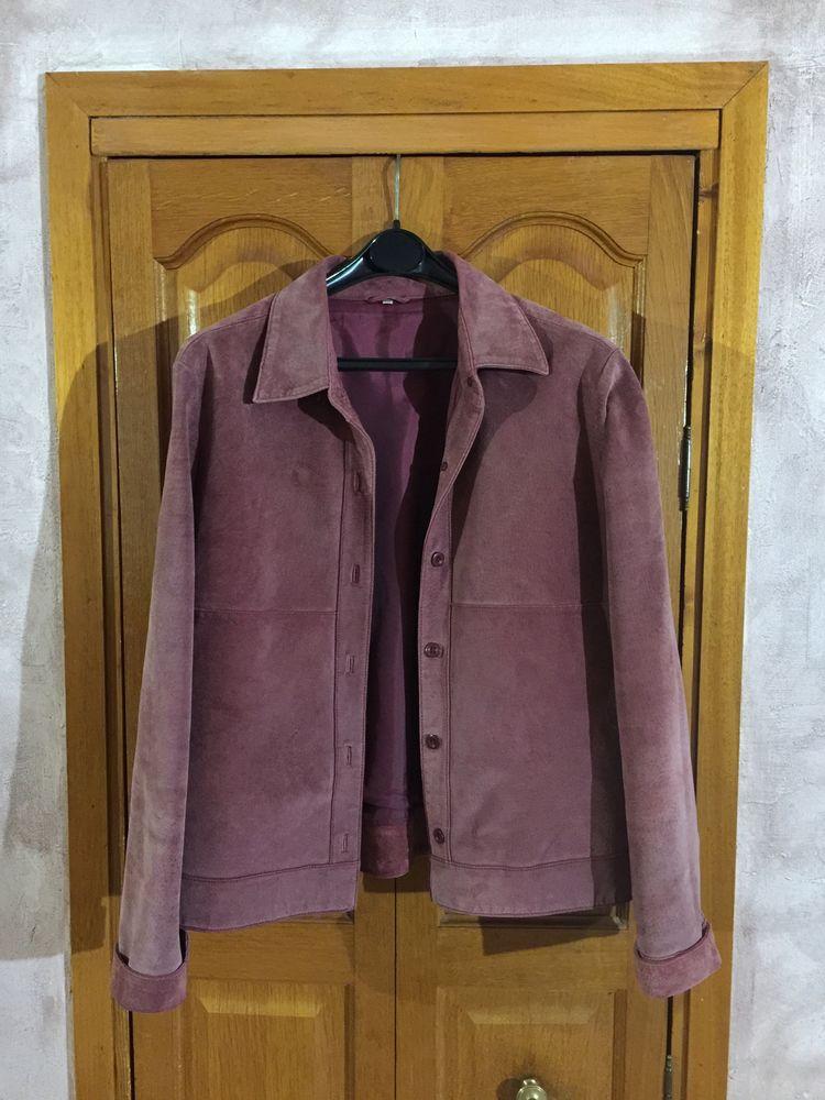 Veste femme couleur rose 12 Saleilles (66)