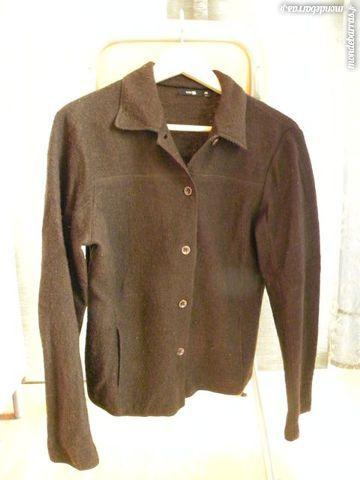 veste de femme en laine marron 8 Pantin (93)