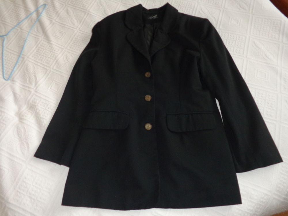 veste femme noire doublée taille 42 10 Villette-de-Vienne (38)