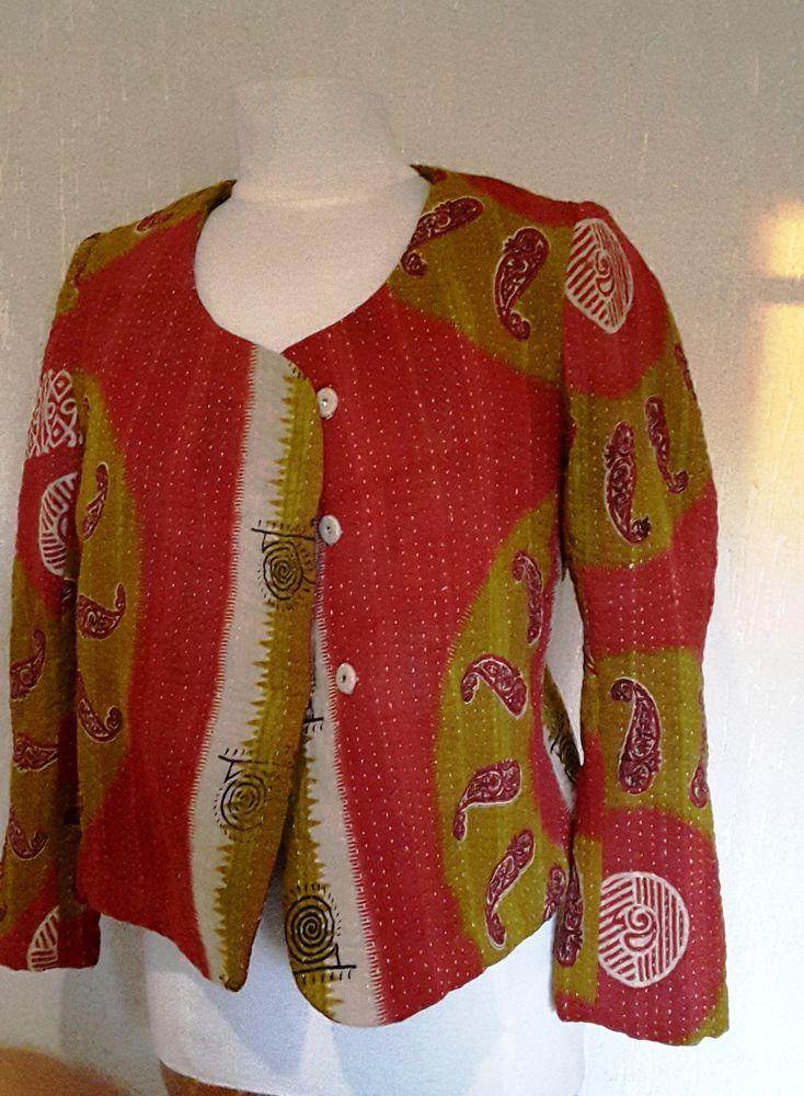 Veste fourrée Antik batik 38 Aulnay-sous-Bois (93)