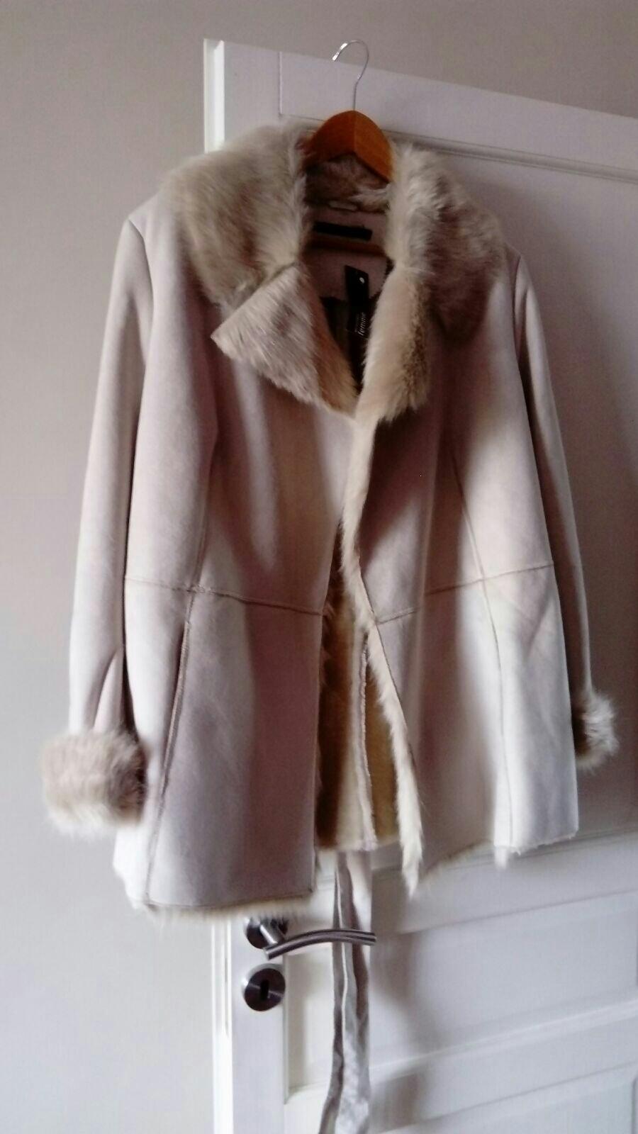 veste fourrure acrylique Vêtements