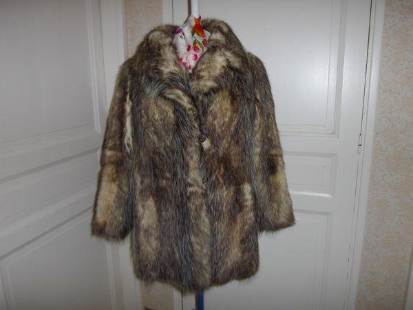 Veste de fourrure en opossum 120 Ozoir-la-Ferrière (77)