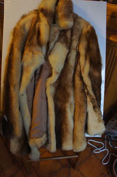 veste fourrure 50 Chaumont (52)