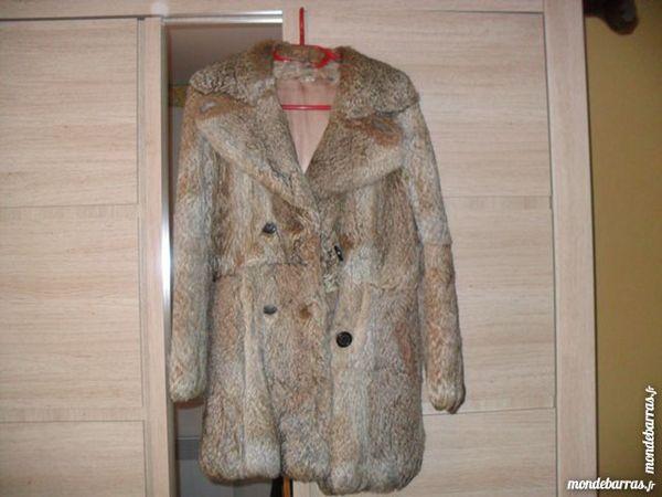 veste en fourrure 100 Romainville (93)