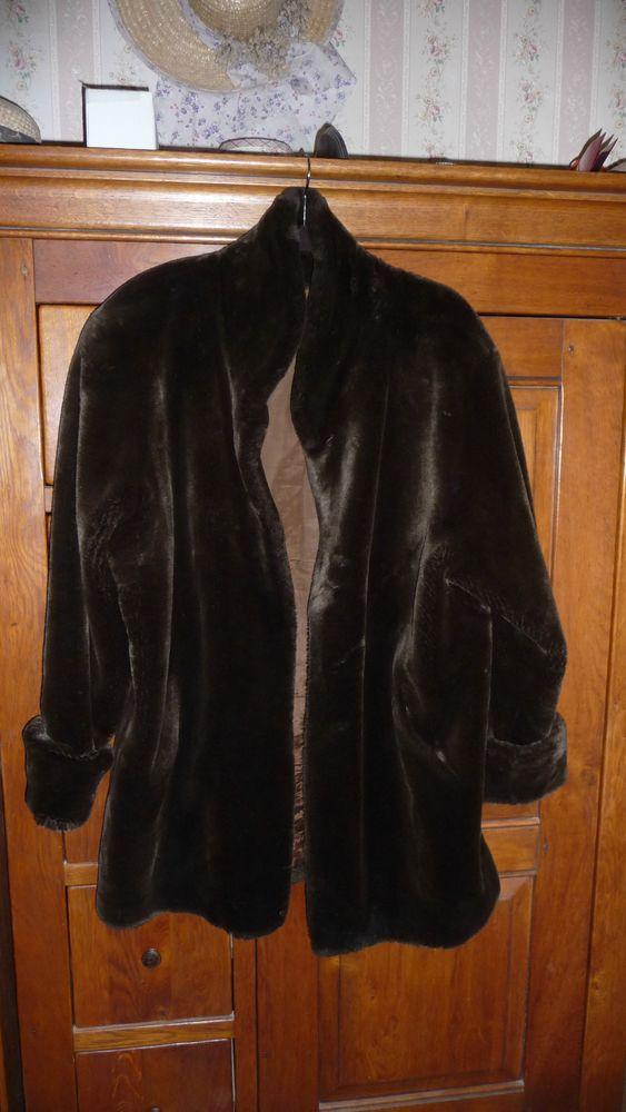 veste fourrure 15 Champignelles (89)