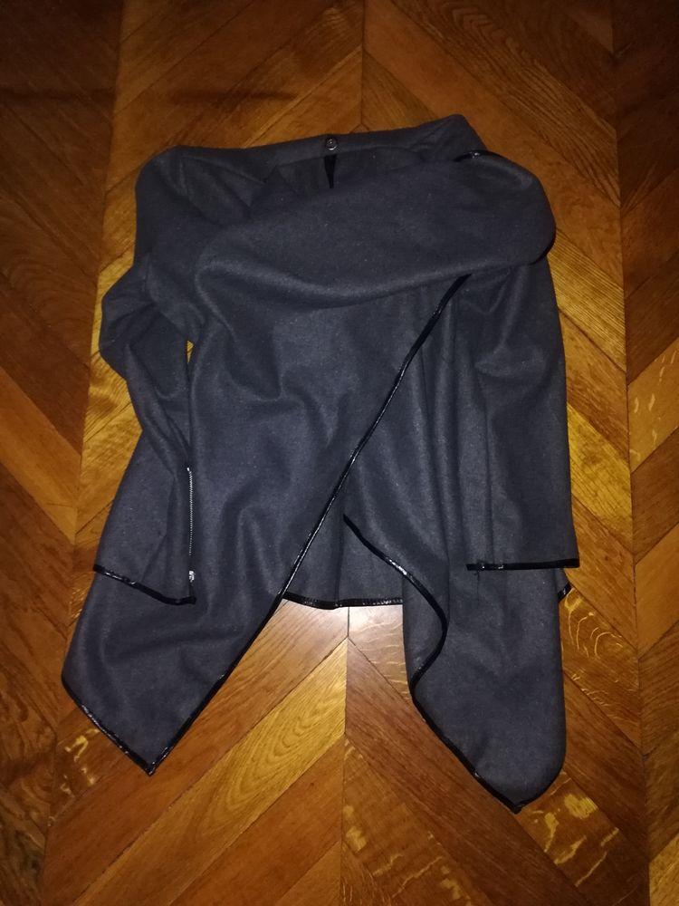 Veste grise nouée devant col caporal jamais porté neuf 7 Vertaizon (63)