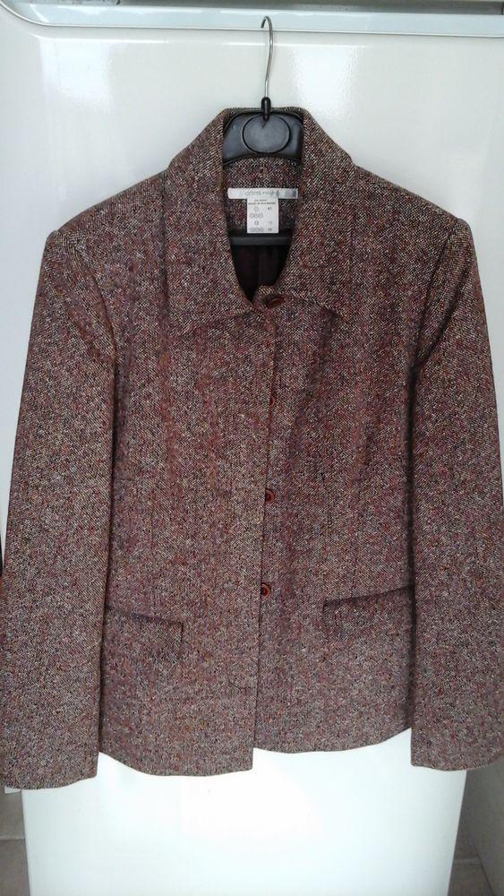 Veste habillée avec laine  4 Noizay (37)