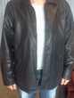 veste homme, marque diésel, cuir noir, xxl Vêtements