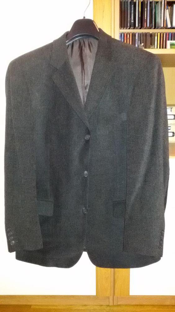 Veste homme marron Vêtements