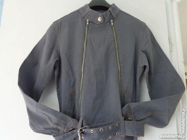 ? Veste en jean original femme, taille 1 (38/40) ? 5 Saint-Herblain (44)