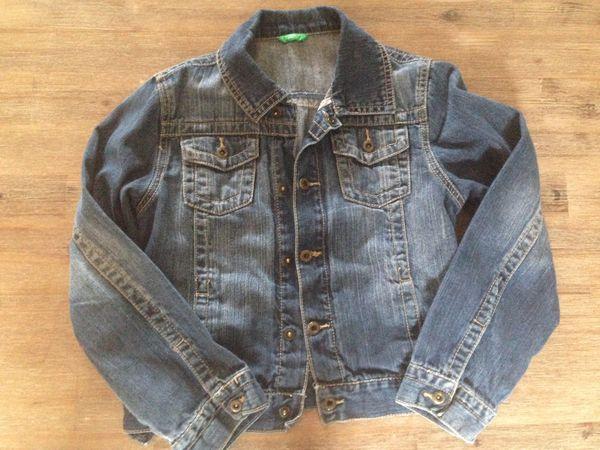 veste en jean Vêtements